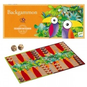 - GRA BACKGAMMON DJ05205 DJECO